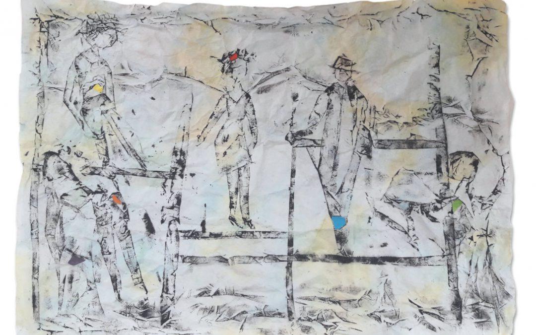"""""""Zwischentöne"""" – Einzelausstellung in Gummersbach"""